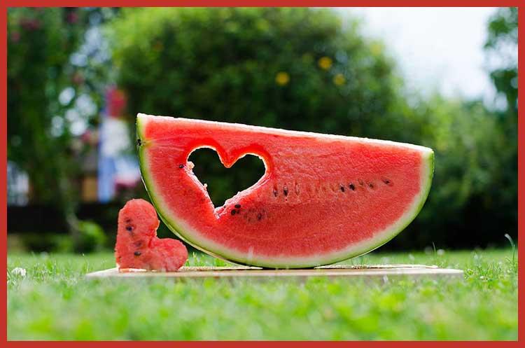 propiedades afrodisiacas de la sandía